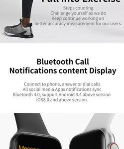 Advanced Bluetooth Smart Watch