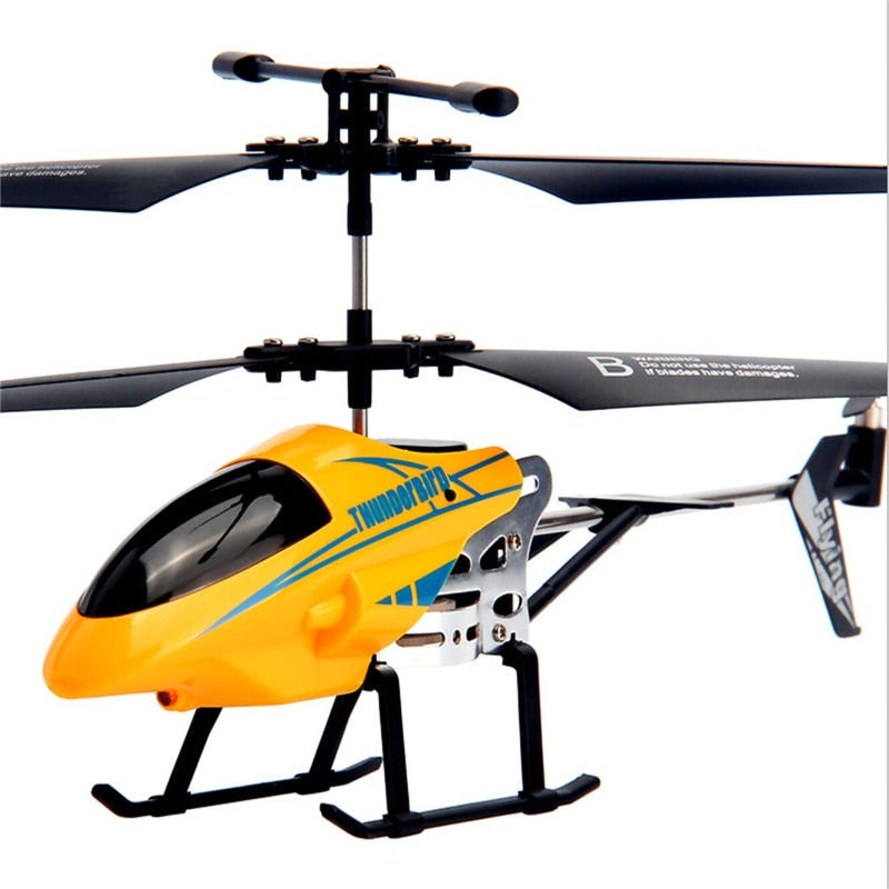 RC Helicopter 3.5 CH Radio Control Helicopter with LED Light