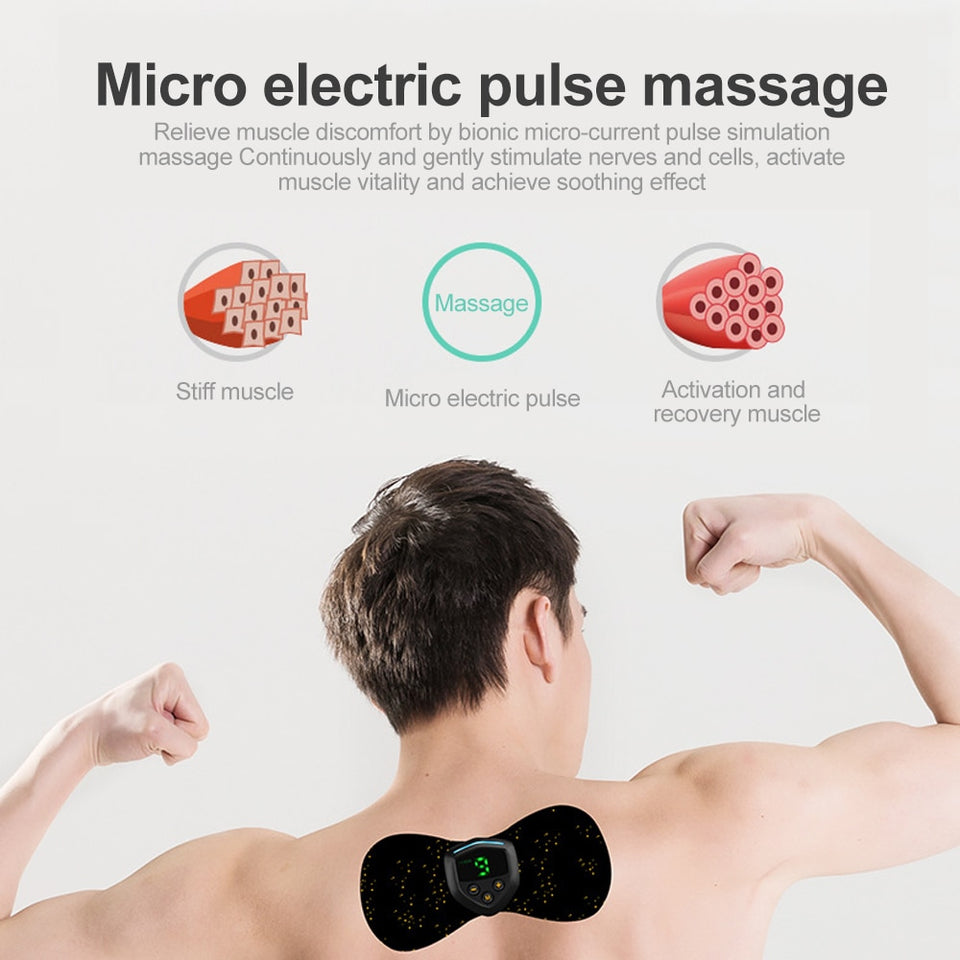 Portable Cervical Massager
