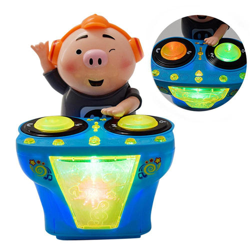 Dj Pig Musical Toy