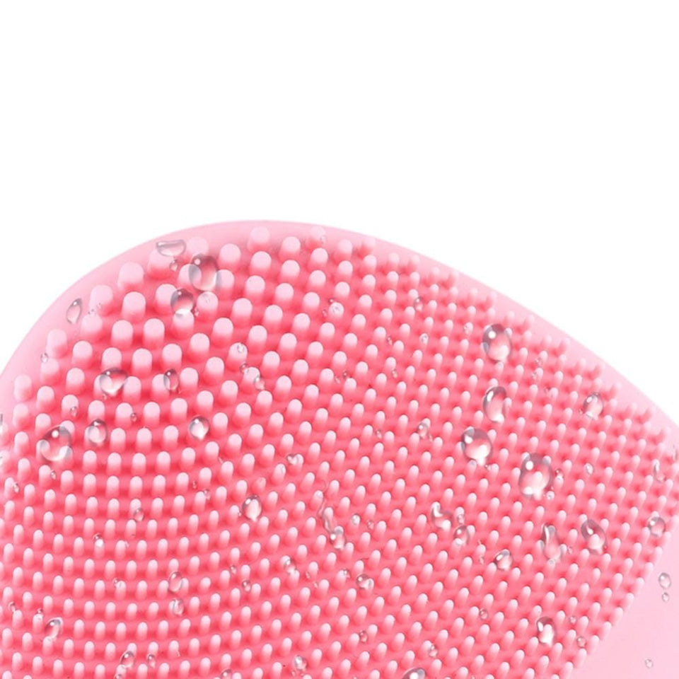 Silicone Face Brush with Facial Cleansing