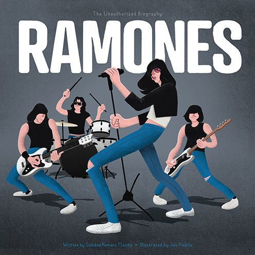 Ramones: The Unauthorized Biography