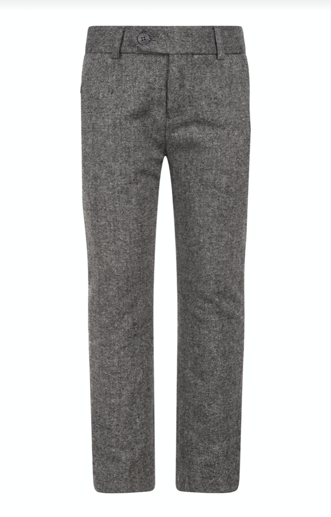 Appaman Tweed Wool Trousers