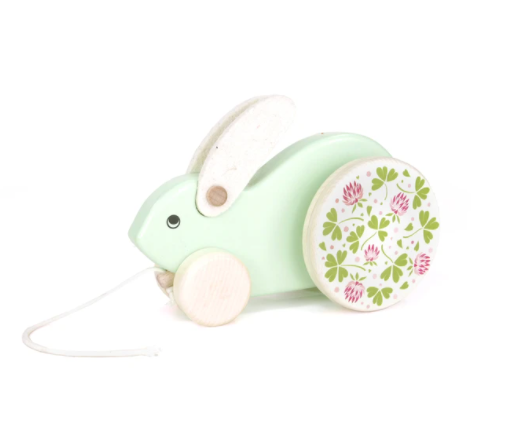 Bajo Large Rabbit - Mint