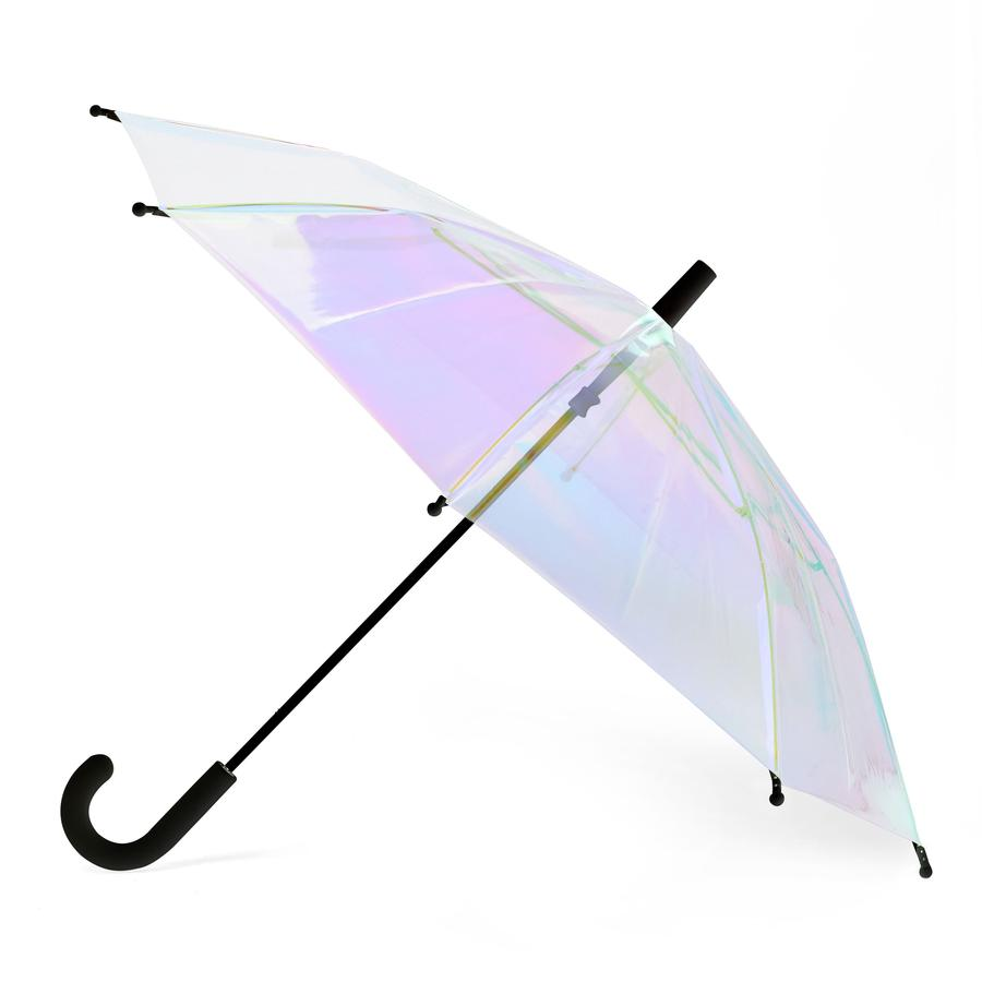 FCTRY Holographic Umbrella Black