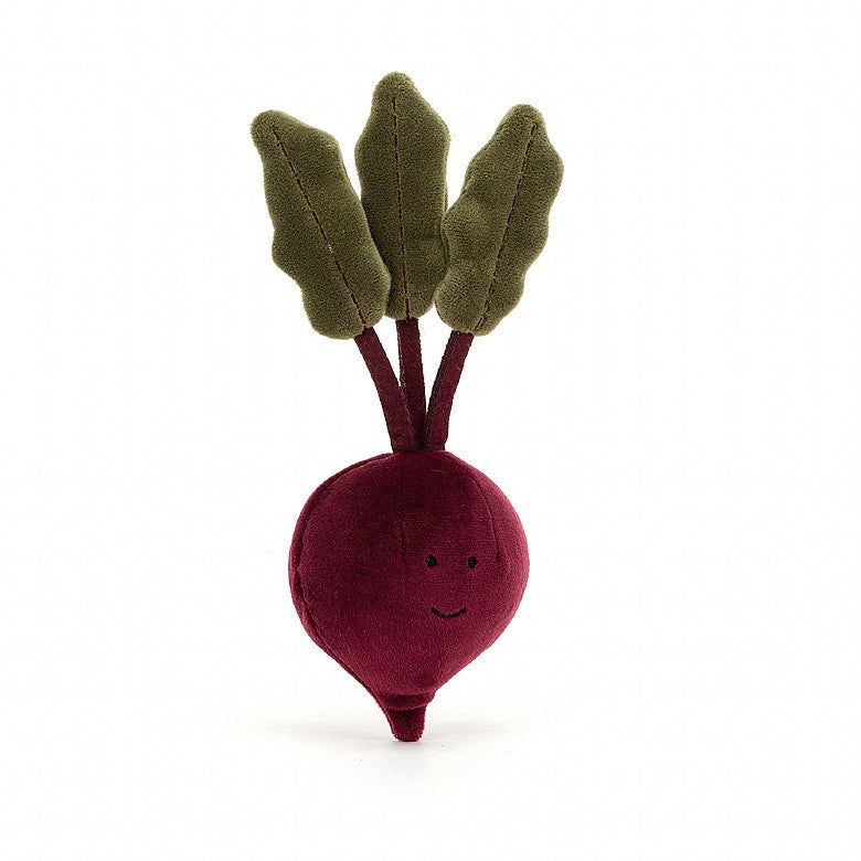 Jellycat Vivacious Vegetable Beetroot
