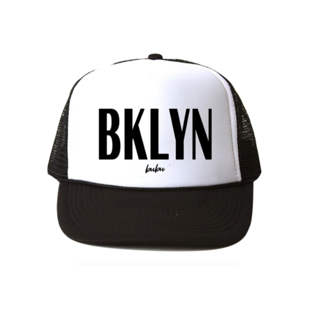 Bubu BKLYN Trucker Hat