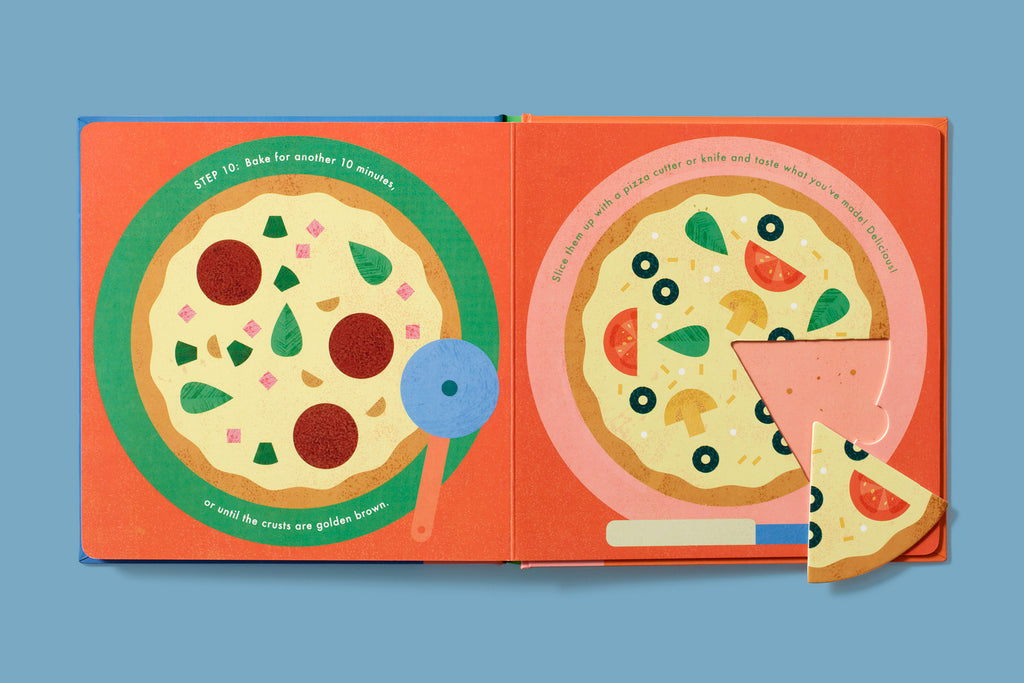 Pizza! Cook in a Book