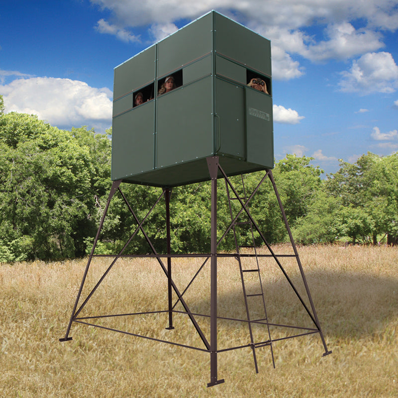 Sportsman's Condo SC3 66 in  diameter Hunting Blind: Black