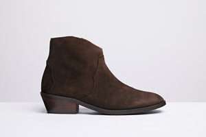 Fiona Brown Suede