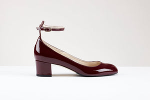 Be Burgundy Patent