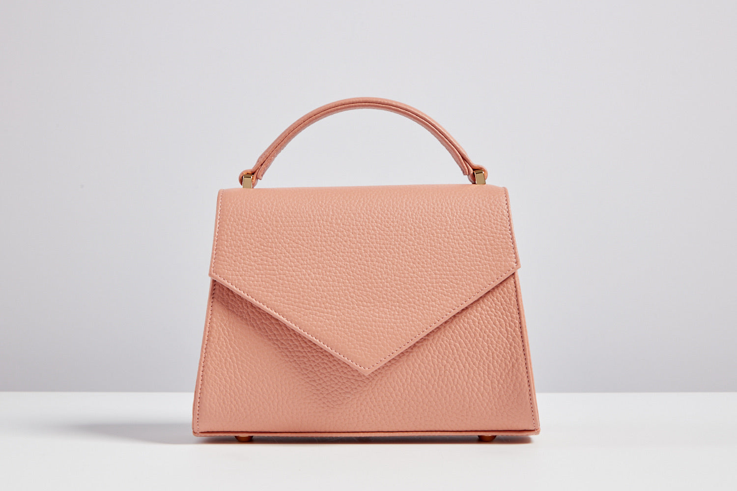 Warm Nude Envelope crossbody bag
