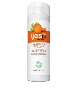 say yes to carrots conditioner. drugstore natural cheap conditioner. all natural silicone free conditioner. curly girl method conditioner all natural drugstore.