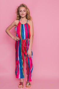 Rainbow Jumpsuit - Multi