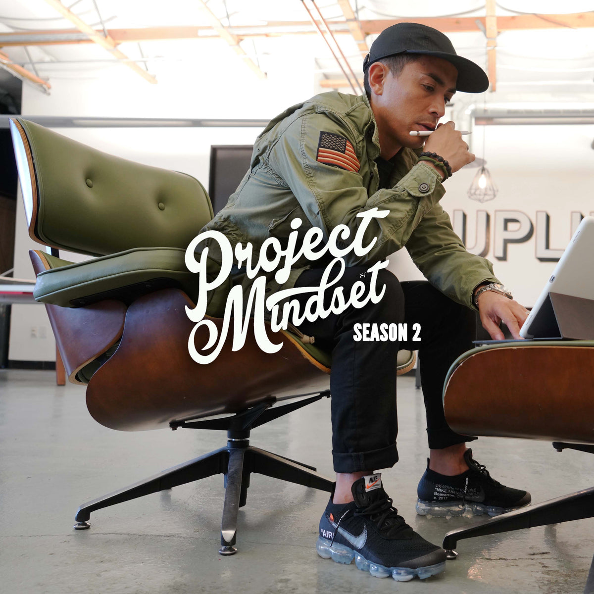 Keven Stirdivant planning his season 2 Project Mindset
