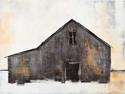 Barn: Brown - Horizontal