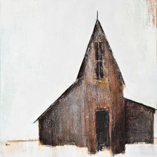 Barn: Brown - Vertical