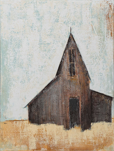Barn: Brown - Vertical 2