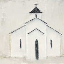 CHURCH - BLACK AND WHITE