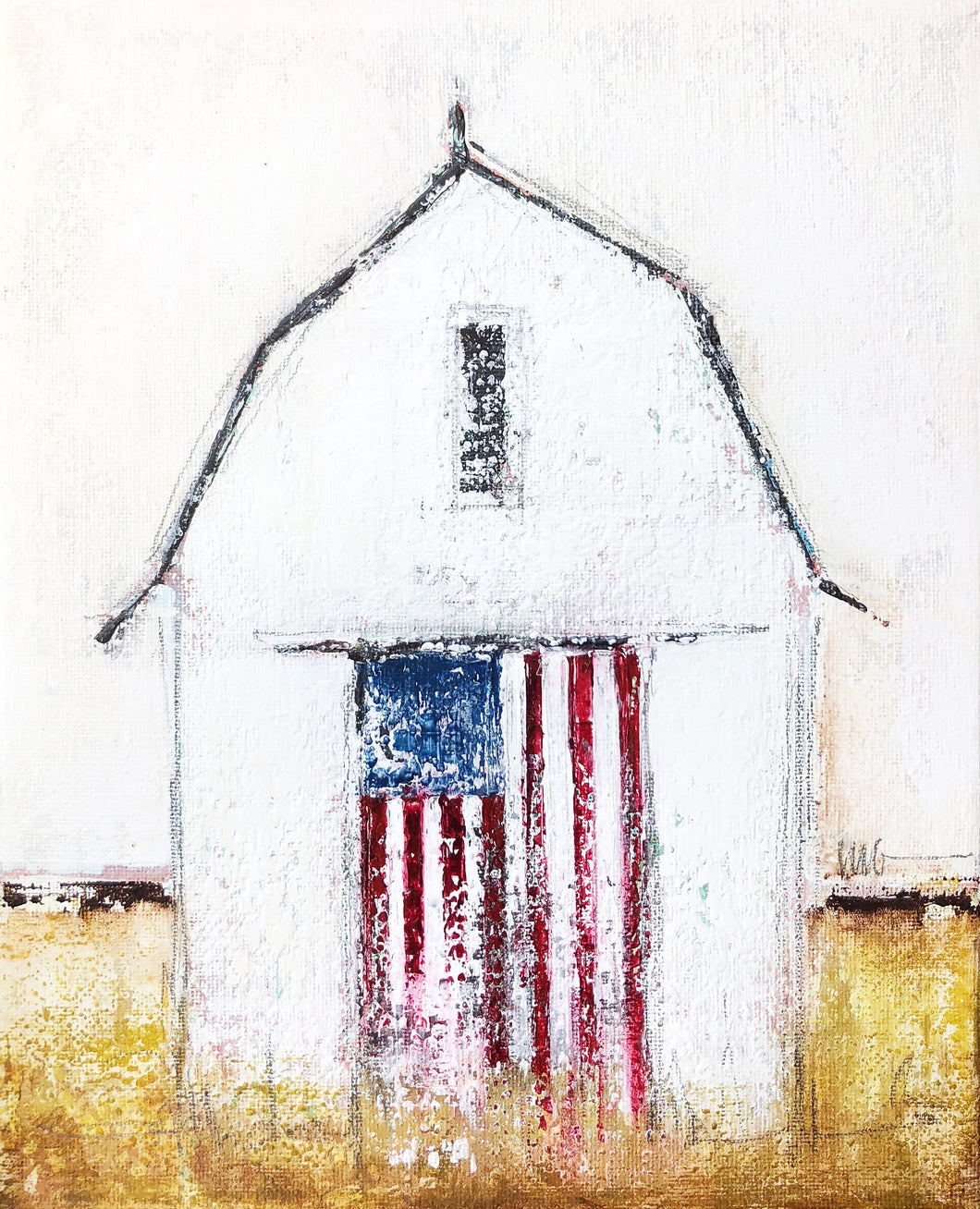 Barn: Old Glory