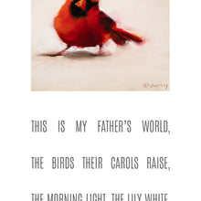 Cardinal - This is My Father's World