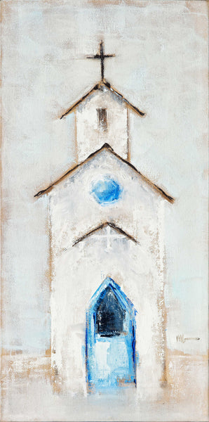 Church: Blue