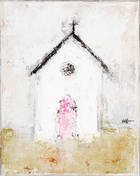 Church: Pink Door 1