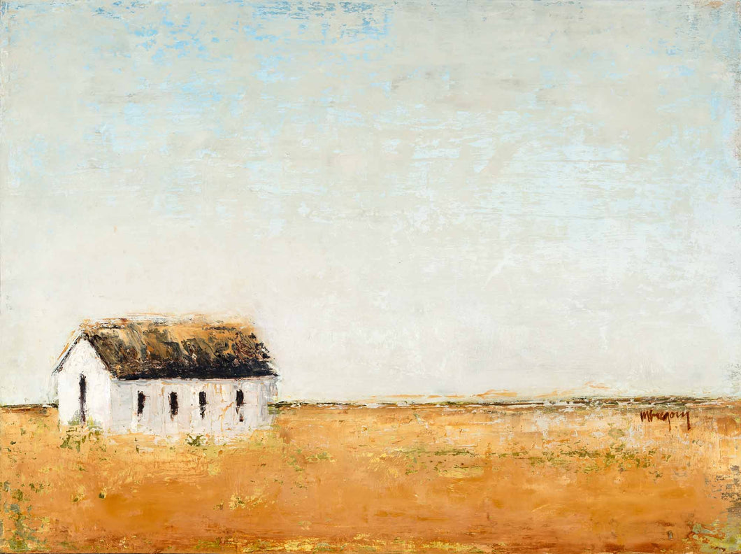 Farmhouse on the Plains