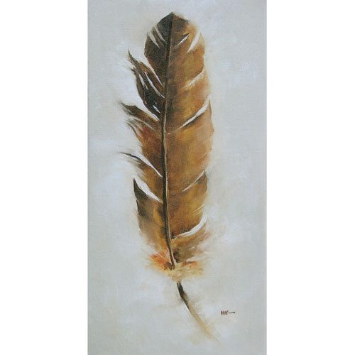 Feather - Brown