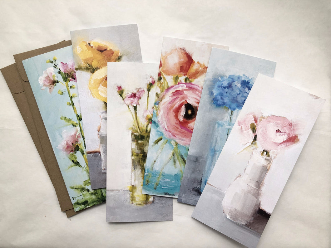 Floral Notecards