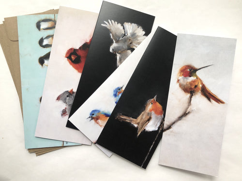 Bird Notecards 2020