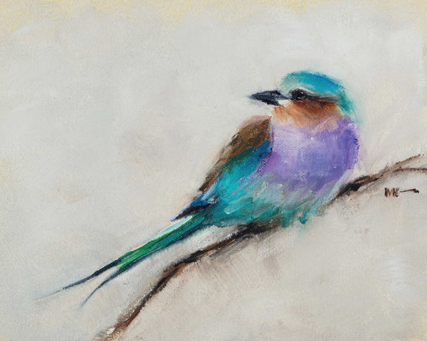 Lilac Breasted Roller 2