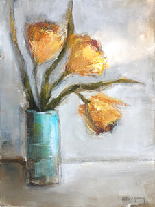 Yellow Tulips 2
