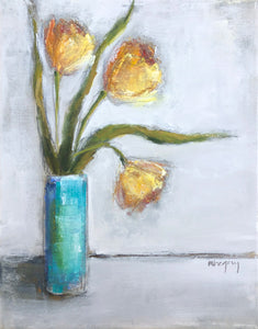 Yellow Tulips 3