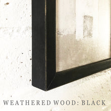 Weathered Wood: Black
