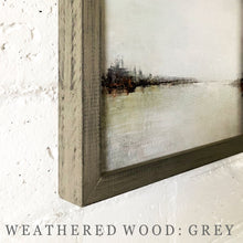 Weathered Wood: Grey