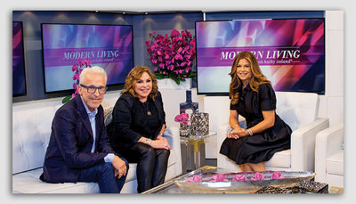 Fabric Innovations featured on Modern Living with kathy ireland®