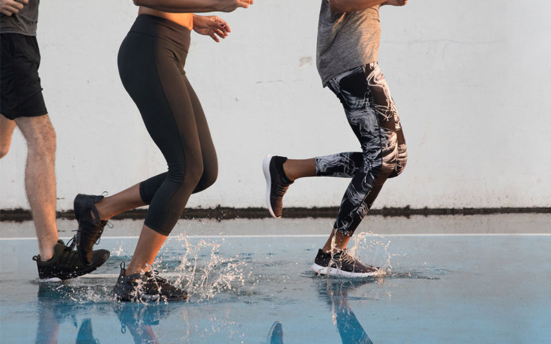 What's happening to our bodies before, during, and after exercise