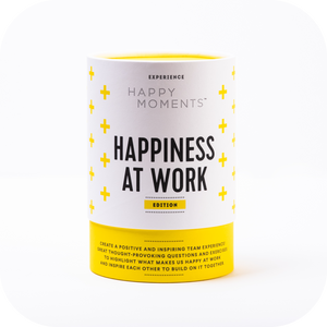 Team building & recognition game - Experience Happiness at work - HAPPY MOMENTS EXPERIENCE
