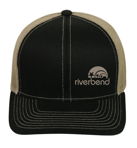 Riverbend Snap Back with Embroidery