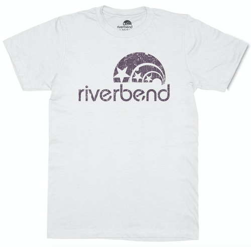 Riverbend White T
