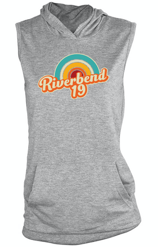 Ladies Riverbend Hooded Tank