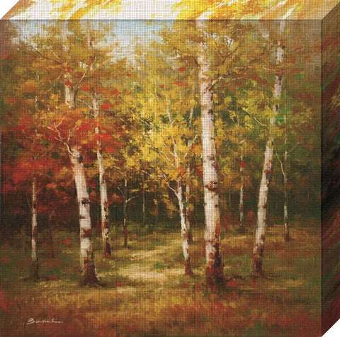 North American Art Forest Spires Wholesale Autumn Landscape Canvas Giclee