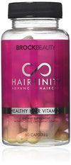 Hairfinity Healthy Hair Vitamin Capsules 60 ea (Pack of 3)