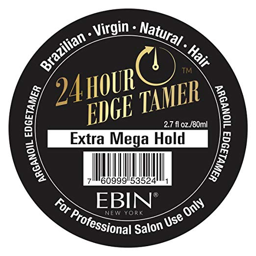 Ebin New York 24 Hour Edge Tamer Extra Mega Hold (2.7 fl oz.)