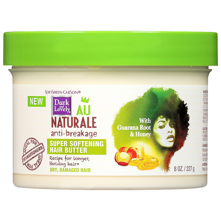 SoftSheen-Carson Dark and Lovely Au Naturale Anti-Breakage Super Softening Hair Butter8.0 oz