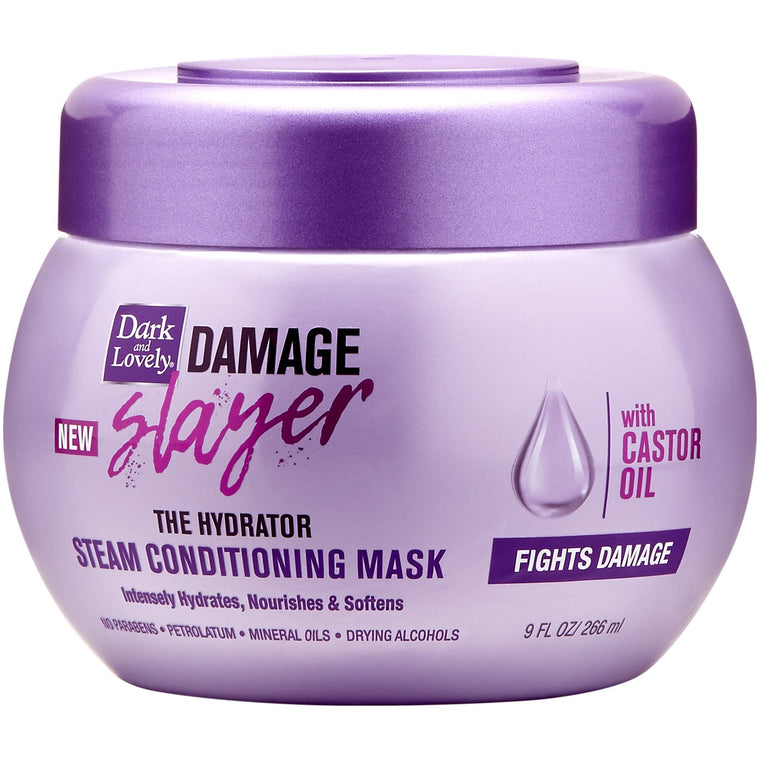 SoftSheen-Carson Dark and Lovely Damage Slayer The Hydrator Steam Conditioning Mask - 9 fl oz