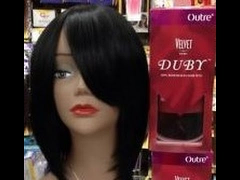 DUBY XPRESS 10 inch - Outre Premium Mix Hair Weave