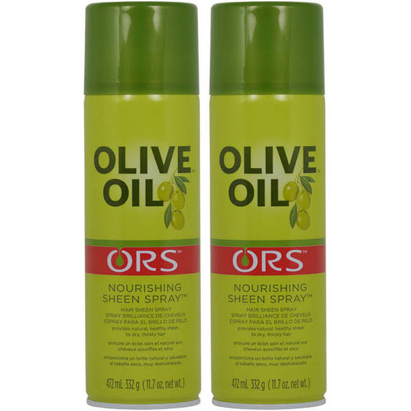 ORS Organic Root Stimulator 11.7-ounce Olive Oil Nourishing Sheen Spray