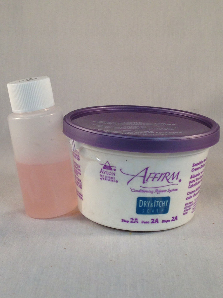 Affirm Dry & Itchy Relaxer Scalp Single Application 4.90oz